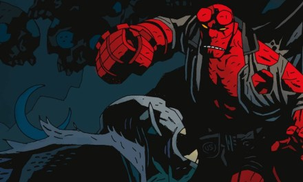 HELLBOY Going Back To The Darkside