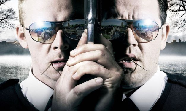 "HOT FUZZ 2: ""Never Say Never"" Says Edgar Wright"