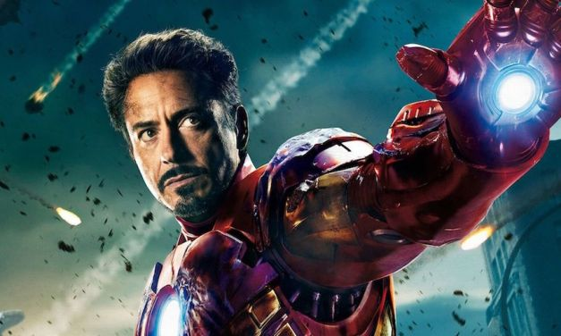 New AVENGERS: INFINITY WAR Photos Show Re-Armored Iron Man