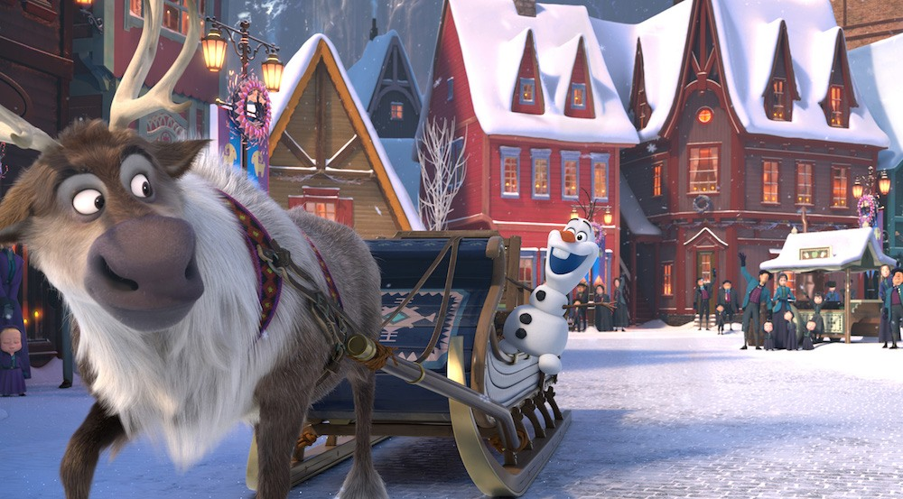 The Trailer For OLAF'S FROZEN ADVENTURE IS Here!