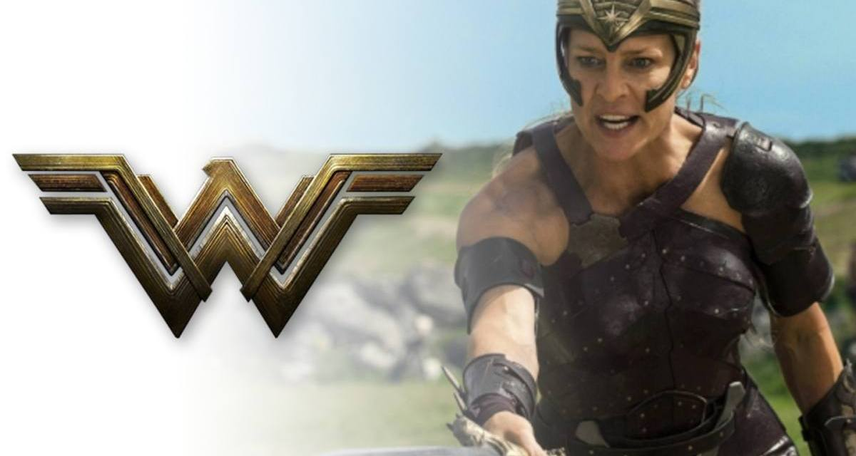 Robin Wright And Connie Nielsen Will Be In JUSTICE LEAGUE