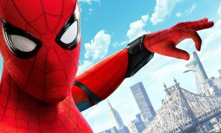 New SPIDER-MAN: HOMECOMING Banner Released!