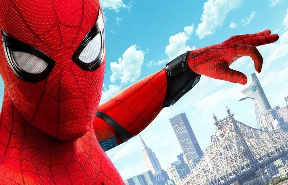 New SPIDER MAN HOMECOMING Banner Released
