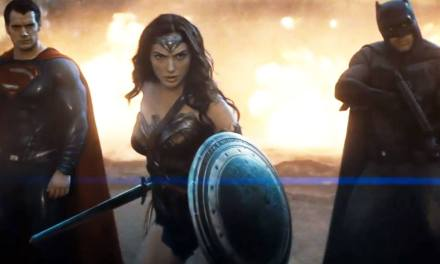 Zack Snyder Shares WONDER WOMAN Vision in BATMAN v SUPERMAN