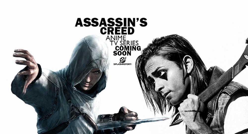 Adi Shankar And Ubisoft Creating ASSASSIN'S CREED Anime TV Series