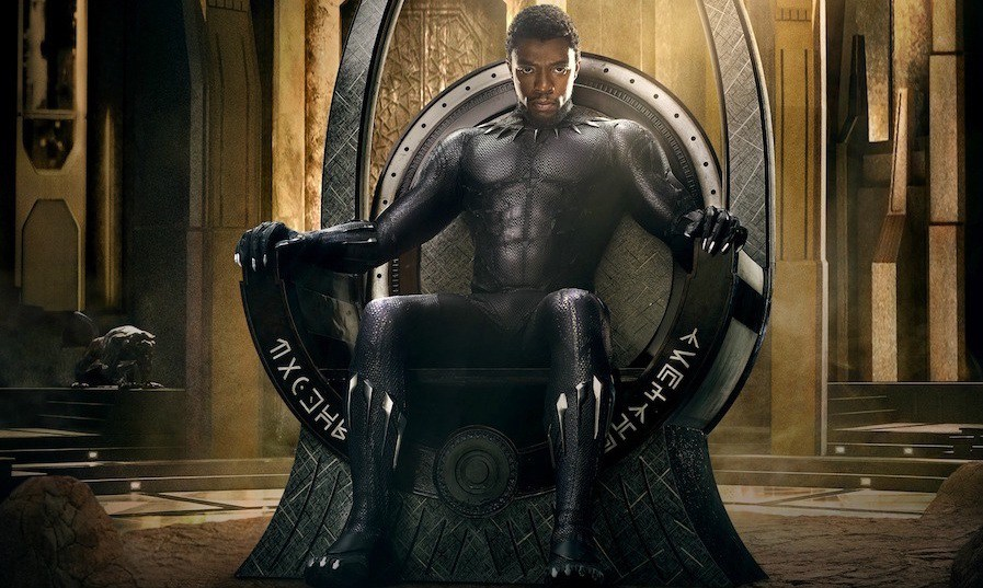 Execs Say BLACK PANTHER Is A Mix Between JAMES BOND & THE GODFATHER
