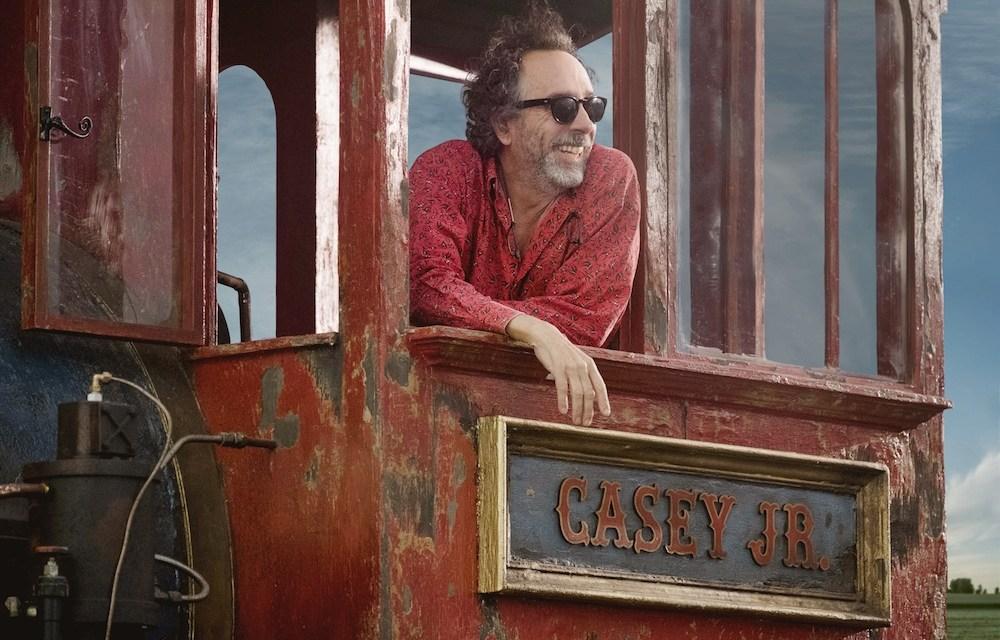 Filming Has Begun For Tim Burton's DUMBO