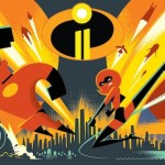 All-New Teaser Trailer, Poster and Image  For INCREDIBLES 2 Is HERE!