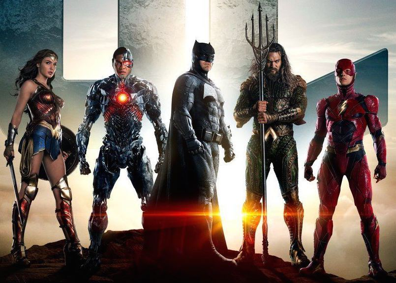 JUSTICE LEAGUE, AQUAMAN, BLADE RUNNER 2049 And More At Comic-Con!
