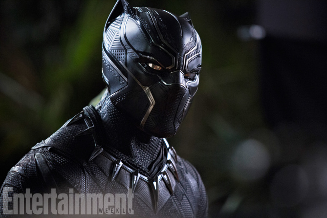 Black Panther - EW Photo 1