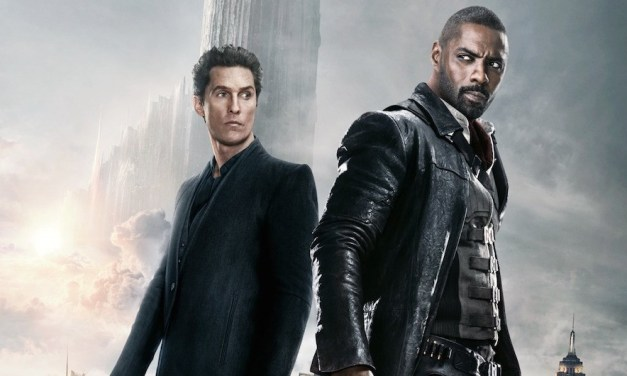 THE DARK TOWER Tops Lackluster Summer Weekend