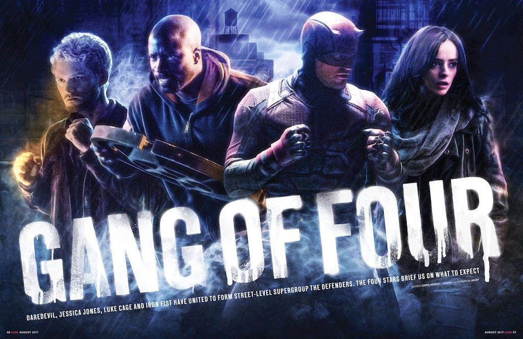 The Defenders Gang of Four