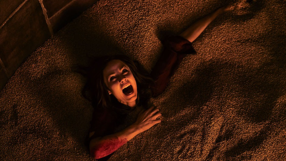SDCC 2017: First JIGSAW Trailer Is Here!!