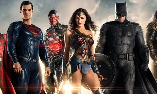 Leaked JUSTICE LEAGUE Review Scores Portend Poorly For Film