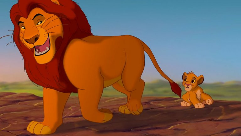 D23 2017: THE LION KING Footage Was Incredible!
