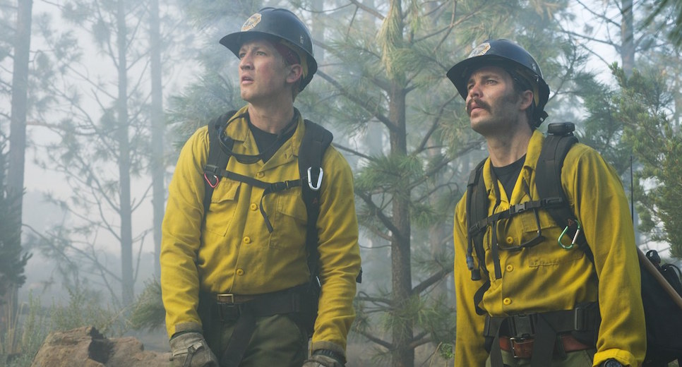 FILM REVIEW: ONLY THE BRAVE's Soul-Burning Heroes Light Up Screen