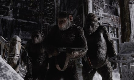 New WAR FOR THE PLANET OF THE APES Featurette