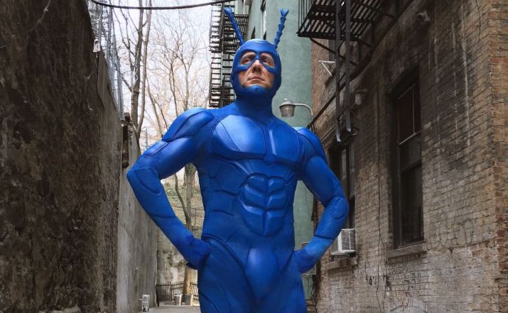The Official Trailer For Amazon's New Series THE TICK Is Here!
