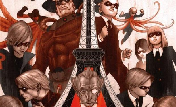 Confirmed! – THE UMBRELLA ACADEMY Will Hit NETFLIX As A Live Action Series