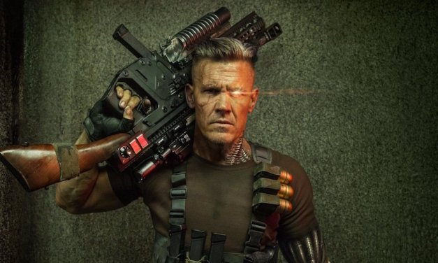 New Images Of Cable From DEADPOOL 2