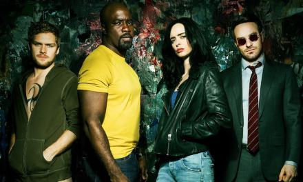 New Marvel's THE DEFENDERS Poster Is Released