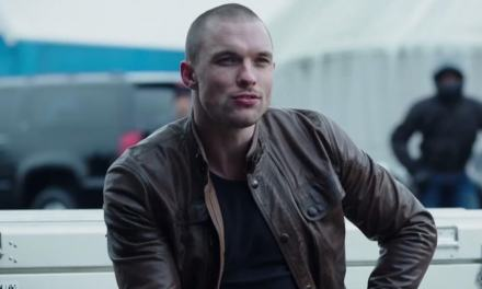 Ed Skrein Part Of The B.P.R.D. In HELLBOY Reboot