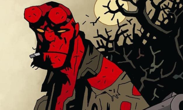 First Look At David Harbour As HELLBOY!