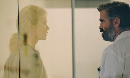 First Trailer Arrives For THE KILLING OF A SACRED DEER