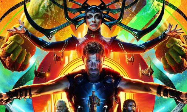 New THOR: RAGNAROK International Trailer Features Doctor Strange!