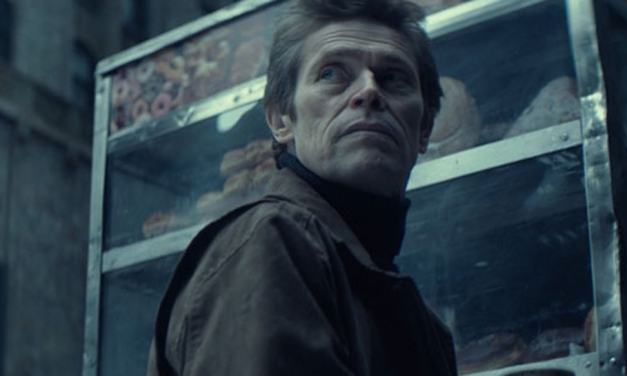 Willem Dafoe Says Working On AQUAMAN Reminds Him Of SPIDER-MAN