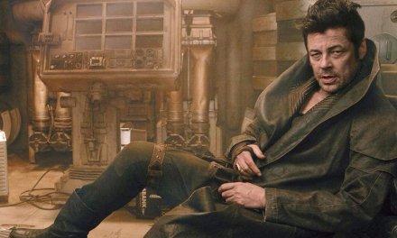 New Details Emerge On Benicio Del Toro's Mysterious THE LAST JEDI Character