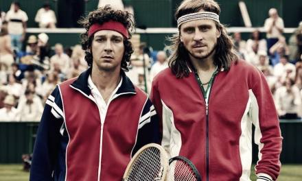 TIFF FILM REVIEW: BORG/McENROE Is a Conventional Sports Drama About Troubled Heroes