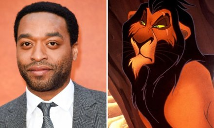 Chiwetel Ejiofor in Talks to Voice Scar in LION KING Remake
