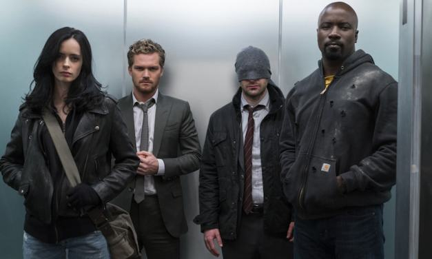 New Marvel's THE DEFENDERS Featurette