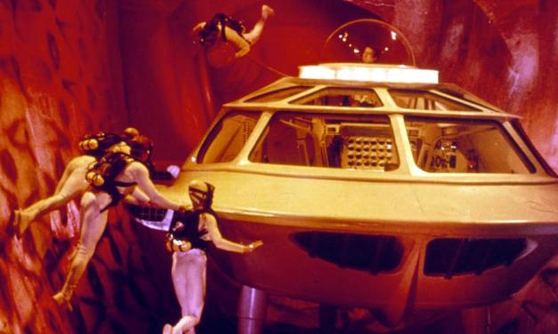 FANTASTIC VOYAGE Is On Hold- Guillermo del Toro Focused on Award Season