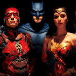 JUSTICE LEAGUE's Promotional Poster Features Superman