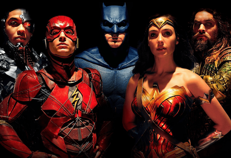 JUSTICE LEAGUE Japanese Poster Surfaces Online