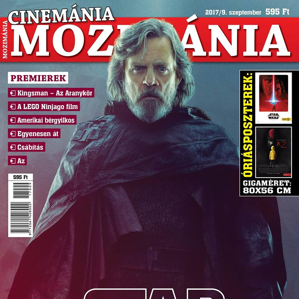 Luke Skywalker - Magazine Cover