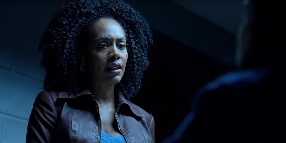 Look At Misty Knight With Her New Bionic Arm In LUKE CAGE Season 2