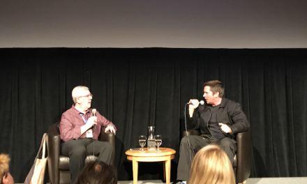 Christian Bale, At Telluride Tribute, Talks About Originating DARK KNIGHT Role