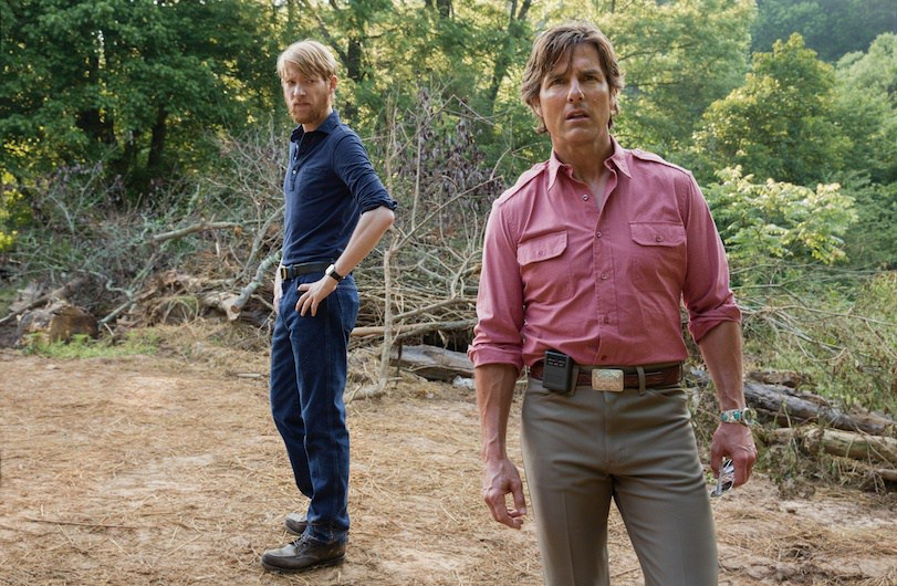 FILM REVIEW: Tom Cruise, the Quintessential American Star, Leads the Way in Drug Cartel Tale AMERICAN MADE