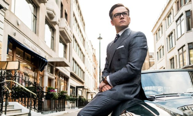 KINGSMAN: THE GOLDEN CIRCLE Reigns at Box Office