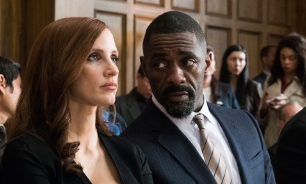 TIFF FILM REVIEW: Chastain and Sorkin Dealt Aces In Cerebral Thriller MOLLY'S GAME