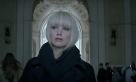First Trailer For RED SPARROW Is Here!