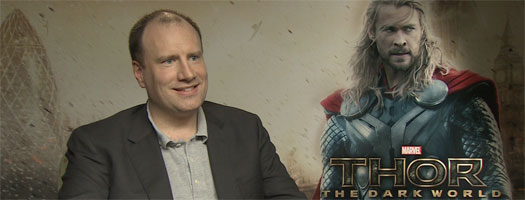 "Kevin Feige Responds to Criticisms That THOR/Marvel Movies Are ""All The Same"""