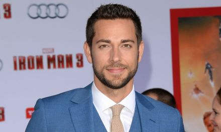 Zachary Levi To Star In DC Universe's SHAZAM!