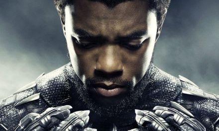 New BLACK PANTHER International Trailer