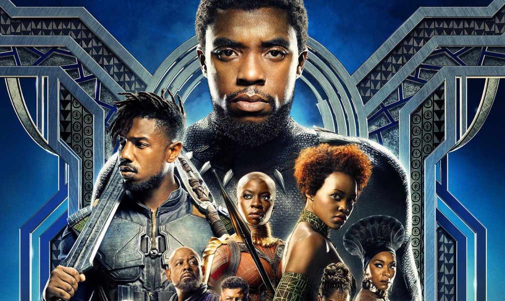 New BLACK PANTHER Japanese Trailer