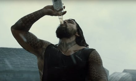 Arthur Curry: The Alcoholic Aquabro Headed to Christian Rehab?