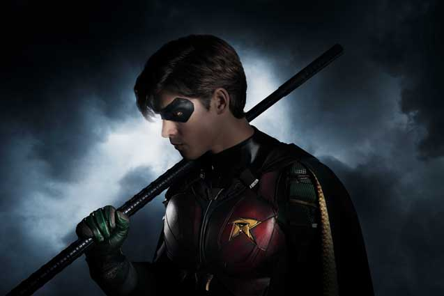 DC's TITANS To Include Young Dick Grayson…and Bruce Wayne?